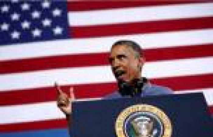 مسؤول بـ«البيت الأبيض»: «أوباما» يطلق حملة لإقناع نواب الكونجرس بضرب سوريا