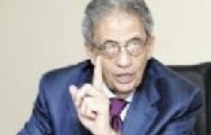 عمرو موسى يلتقي وفد حكماء إفريقيا لمناقشة الأوضاع المصرية