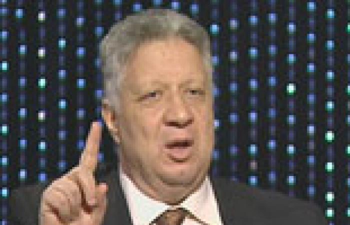 """""""القضاء الإداري"""" تنظر دعوى ضد منع مرتضى منصور من الظهور بالتليفزيون"""