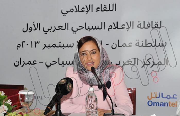 قافلة الإعلام السياحى العربى تلتقى رئيس هيئة الإذاعة والتليفزيون العمانية
