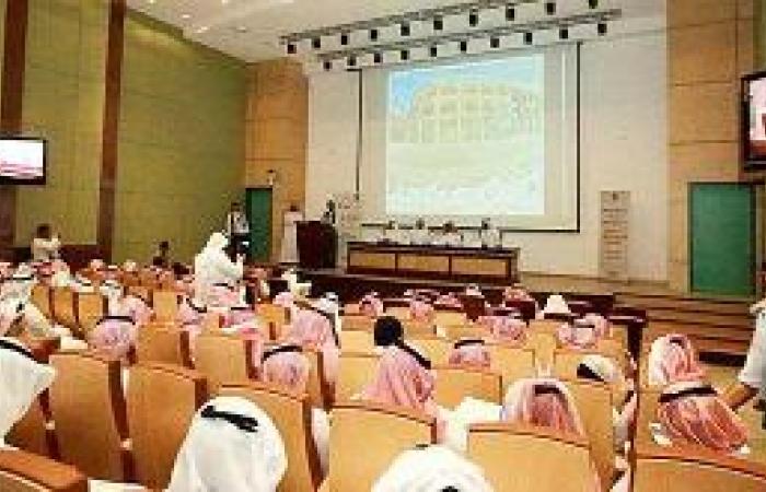 24500 طالب وطالبة ينتظمون على مقاعد جامعة الجوف