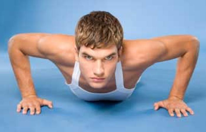 دراسة: التمارين البدنية تحمى الرجال غير اللائقين من موت القلب المفاجئ