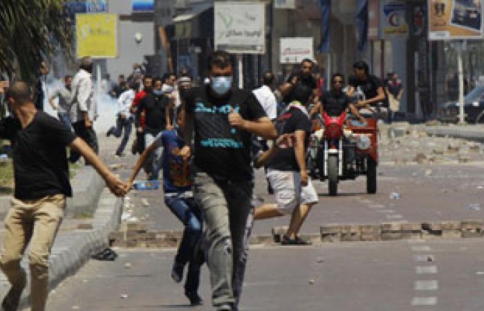أمن الإسكندرية يسيطر على اشتباكات منطقة السيوف