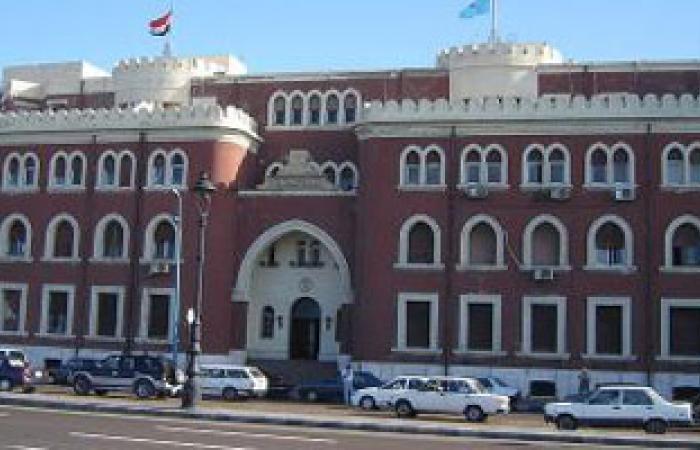 حملة للتبرع بالدم بكلية التجارة جامعة الإسكندرية من اليوم حتى الاثنين