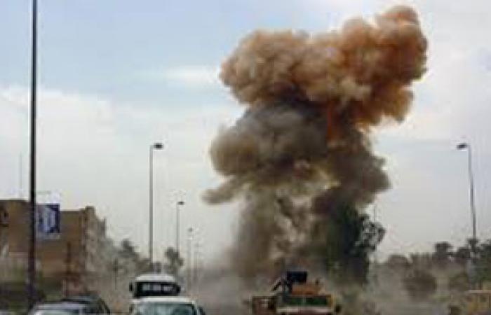 انفجار سيارة مفخخة بريف دمشق وسقوط قذيفة بمحيط السفارة الروسية