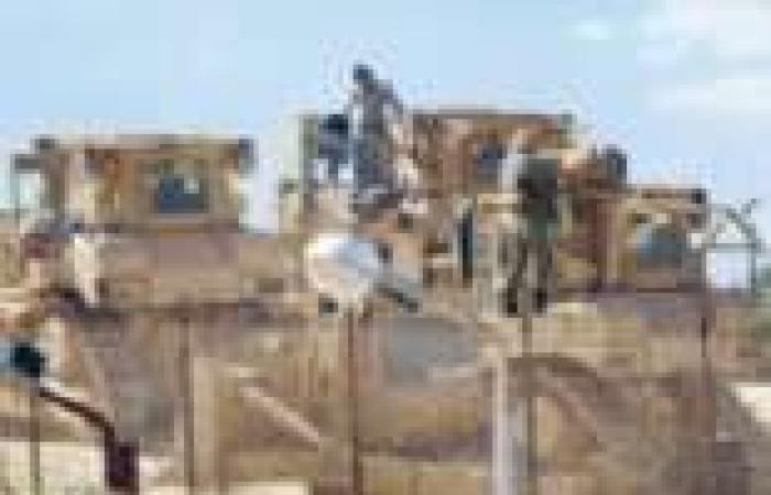 سيناء: تدمير 6 بؤر إرهابية وسيارة محملة بالأسلحة