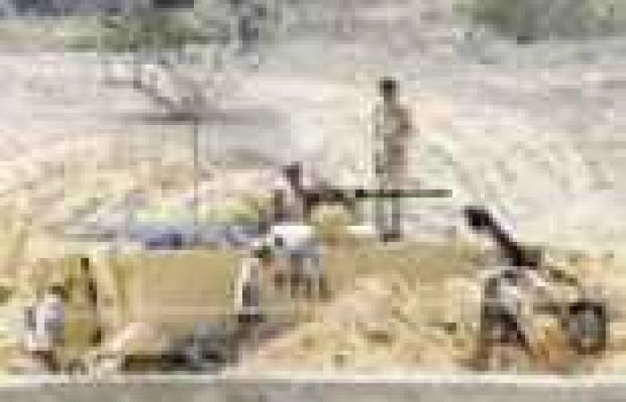 الجيش يدمر 6 بؤر إرهابية بسيناء ويتعهد بتصفية «أنصار بيت المقدس»