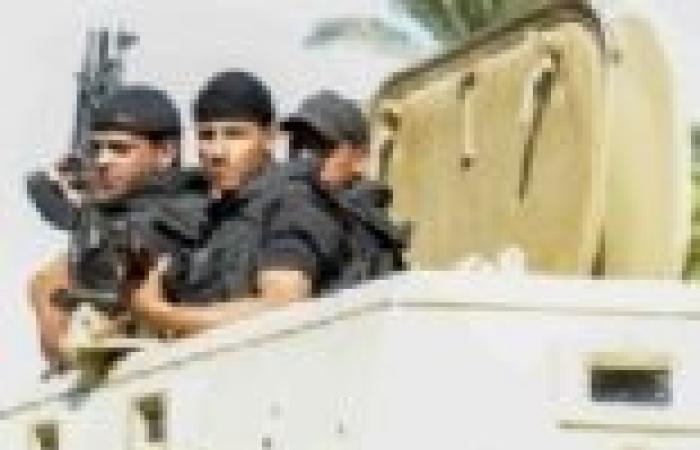 أول «قداس أحد» فى «دلجا» تحت حماية الجيش والشرطة