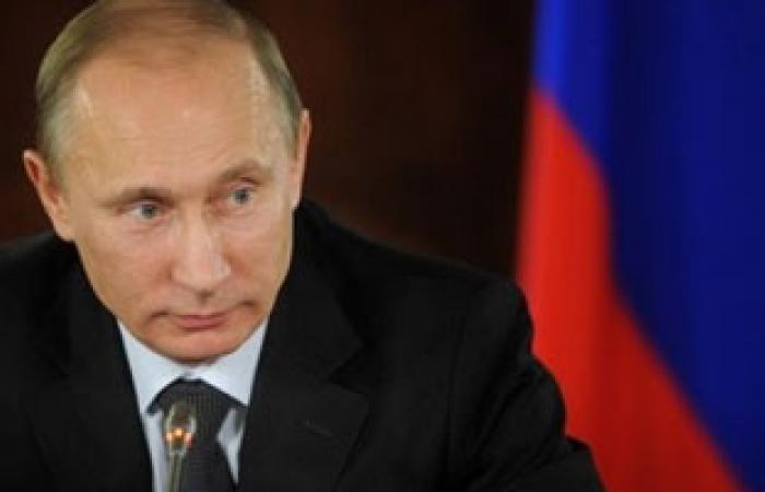 الرئيس الروسى: العصابات المسلحة فى سوريا ظهرت من العدم