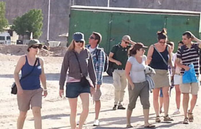 مسئول: صناعة السياحة فى مصر تترقب رفع حظر السفر وتتأهب لانطلاقة