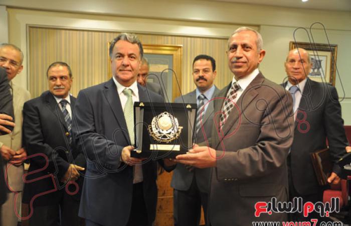 الأكاديمية البحرية توقع اتفاقية تعاون مع مصلحة استثمار مرفأ طرابلس