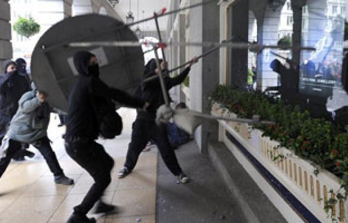 مسلحون يختطفون حافلتى ركاب شمال سوريا