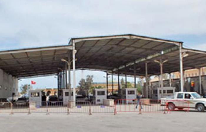 إغلاق معبر برى بين ليبيا وتونس جراء إطلاق نار