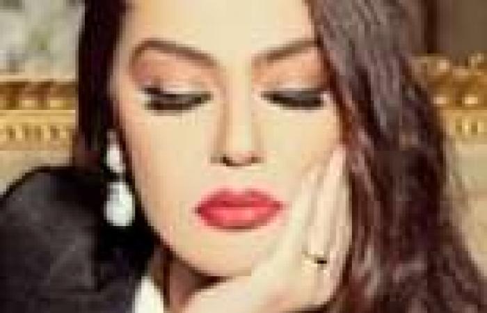 شيريهان: عدت من جديد لأقبل جبين كل مصري