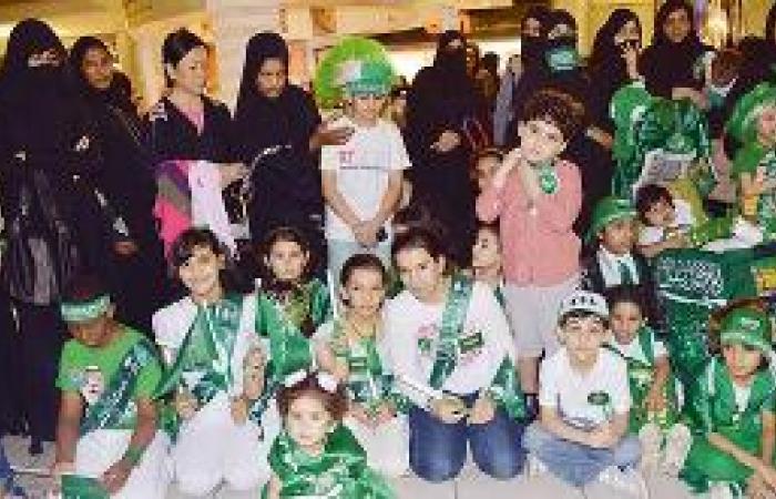احتفالات منطقة مكة المكرمة باليوم الوطني خرجت بهوية موحدة