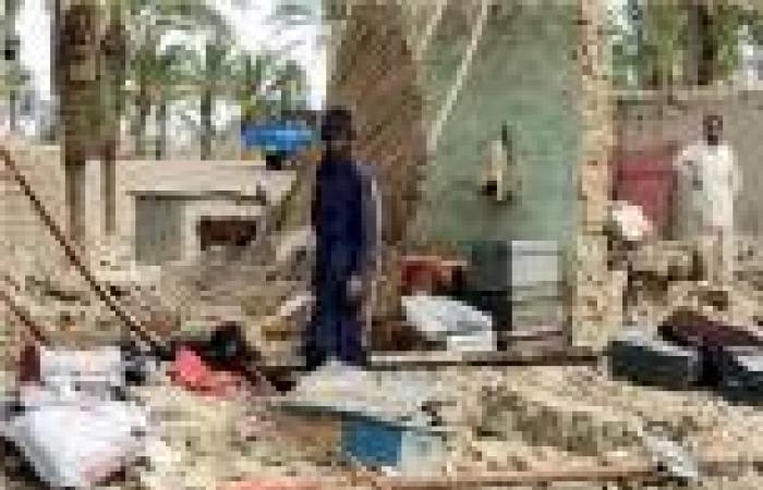 بالصور.. زلزال مُدمر بباكستان يُخلف مئات القتلى