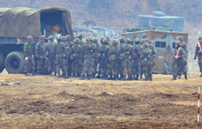 تمرين عسكرى مشترك بين السعودية وبريطانيا
