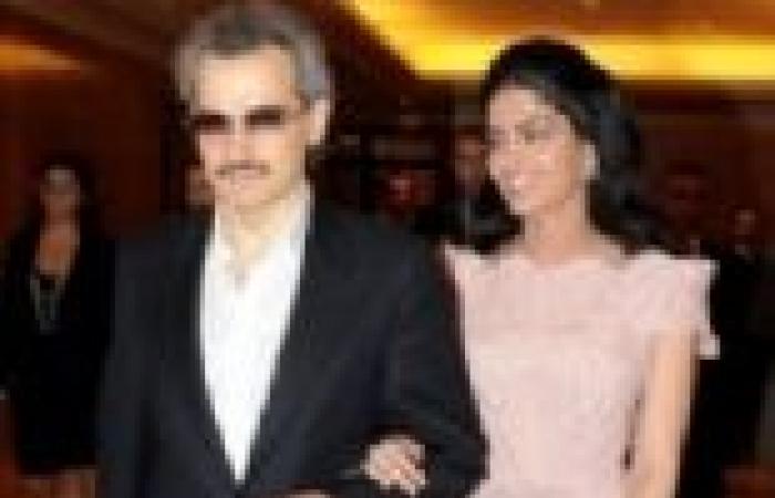 زوجة الوليد بن طلال في المرتبة (18) بين أجمل 50 امرأة في العالم