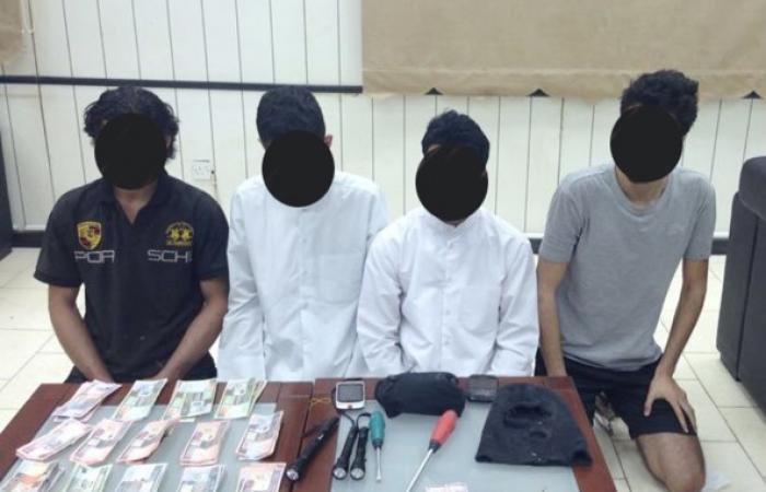 إغلاق ملف قضية الحكومة مول بضبط جميع المتورطين في السرقة