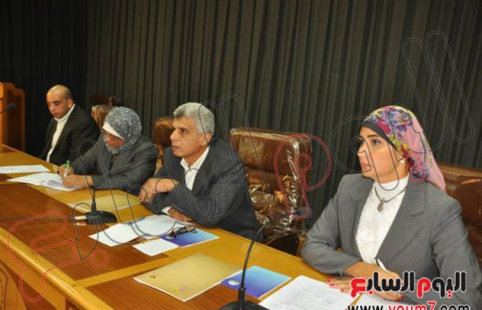 بالصور.. محافظ كفر الشيخ يلتقى الأمين العام للمجلس القومى لشئون الإعاقة