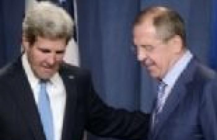 مسؤول أمريكي: لافروف سلم كيري معلومات تؤكد تورط المعارضة السورية في الهجوم الكيميائي