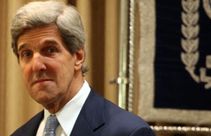 كيرى: اتفقنا مع روسيا على قرار بشأن سوريا فى مجلس الأمن