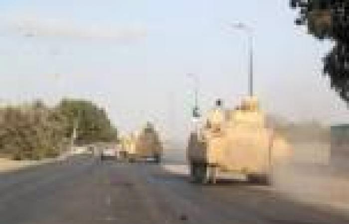 قوات الجيش والشرطة تهدم 20 بيّارة وقود وتضبط شخصين بسيناء