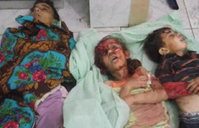 67 قتيلا حصيلة مجازر قوات الأسد بالأمس بينهم نساء وأطفال