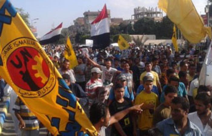 استنفار أمنى قبل بدء مسيرات الإخوان فى الإسماعيلية