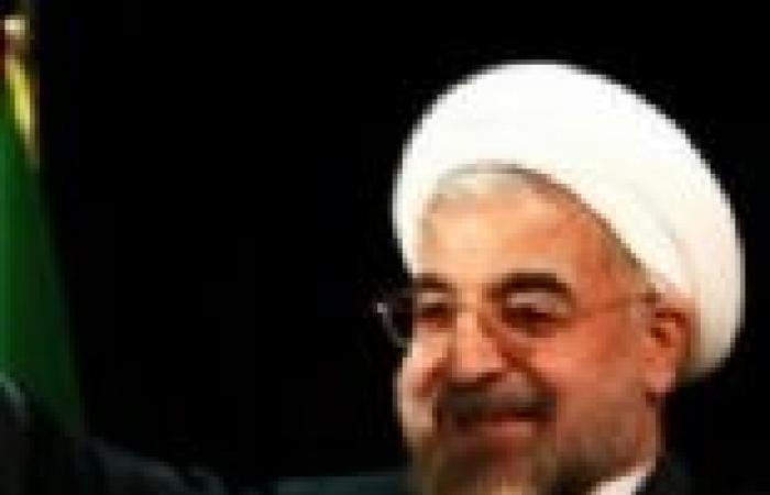 """""""روحاني"""" يحذر من تحول سوريا إلى ملجأ للمتطرفين كما في أفغانستان"""