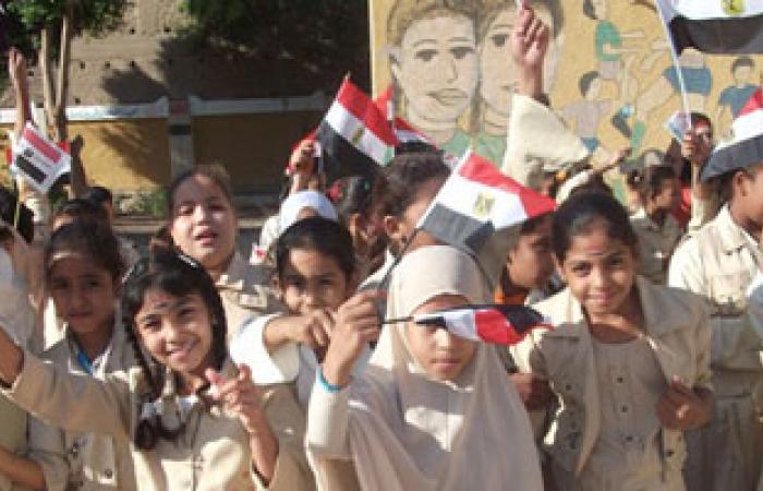 """""""تعليم شمال سيناء"""" تناقش آلية تعويض طلابها دراسيا عن الحصص الفائتة"""