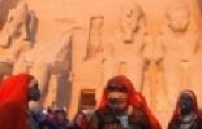 مدير معبد أبو سمبل: احتفال تعامد الشمس على وجه تمثال رمسيس رسالة للغرب