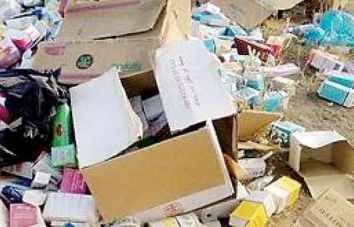 صحة عسير: الأدوية الملقاة في مخطط سكني لا تتبع الوزارة