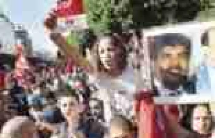 ميليشيات إخوان تونس تنسحب من مواجهة مظاهرات المعارضة