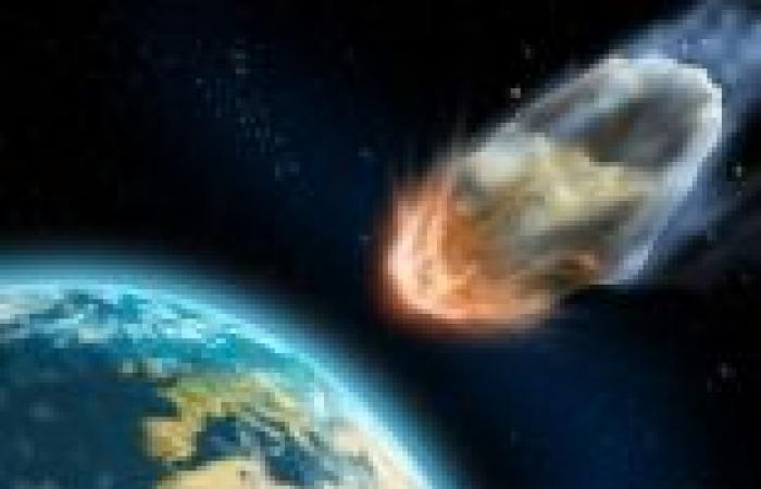 تلسكوب روسي يكشف كويكبا جديدا يتجه نحو الأرض ويشكل خطرا عليها