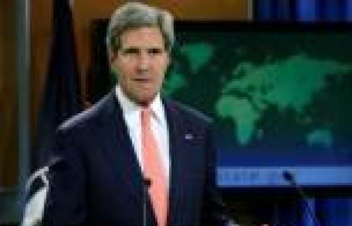 «كيري»: الجمود المالي والسياسي سيضر بقيادة الولايات المتحدة للعالم
