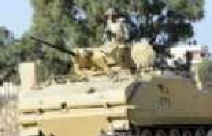 القوات المسلحة تبدأ أكبر حملة أمنية بمدن القناة وضبط خلية تابعة لـ«كتائب الفرقان» و22 مشتبهاً بهم