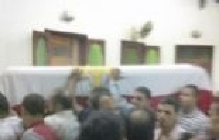 أهالى السنبلاوين يهاجمون «الإخوان» بعد جنازة شهيد الجيش