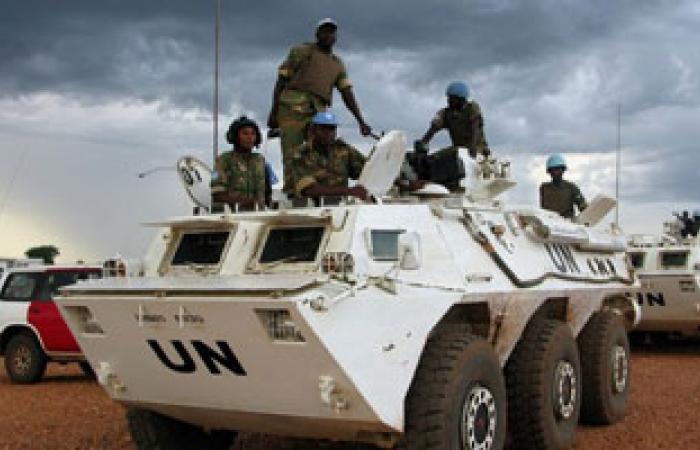 بعثة اليوناميد بدارفور تحتفل باليوم العالمى للأمم المتحدة