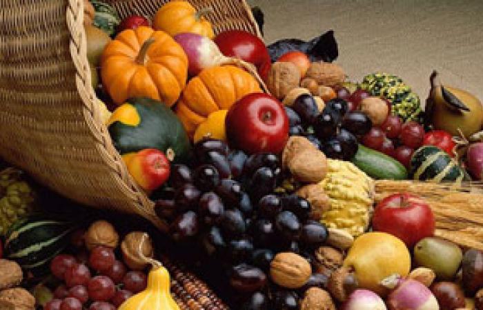الخضروات والفاكهة والعصائر ضرورية لنجاح الريجيم