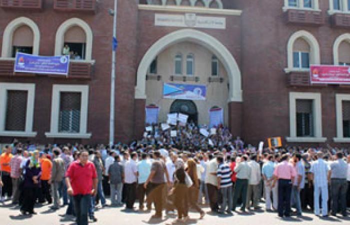 """طلاب كفر الشيخ: مسئولو المدن بـ""""الإسكندرية"""" يجبرونا على تسديد الرسوم"""