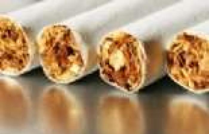 ضبط 140 قاروصة سجائر بحوزة سائق أعلى معدية سرابيوم بالإسماعيلية