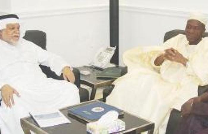مسؤول توجي يشيد بجهود هيئة الإغاثة الإسلامية