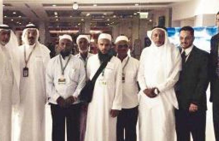 مغادرة الوفد الأخير من ضيوف خادم الحرمين