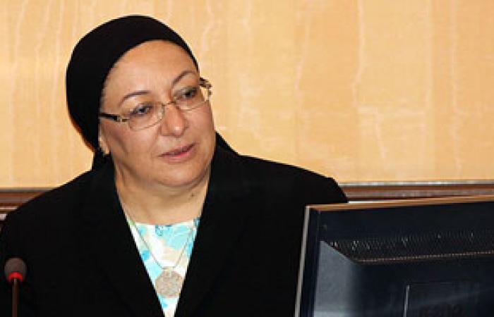 """وزيرة الصحة تشارك فى الدورة الستين لـ""""الصحة العالمية"""" بسلطنة عمان"""