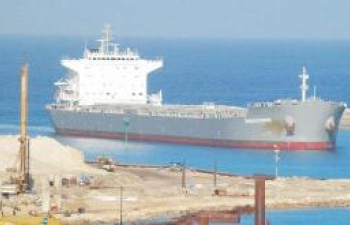ميناء ضباء يستقبل أطول سفينة منذ افتتاحه