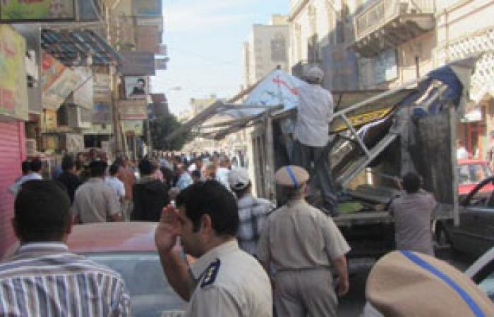 تحرير 120 محضرا تموينيا لتجار السوق السوداء فى المنيا