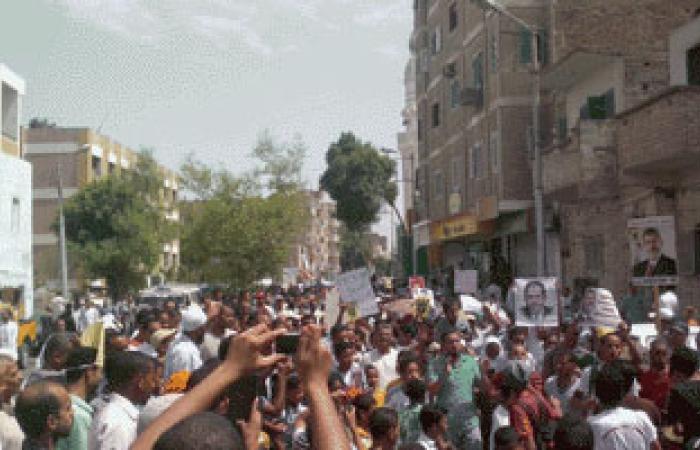 أهالى المنوفية يتصدون لمسيرات المحظورة بسبب هتافات مناهضة للجيش