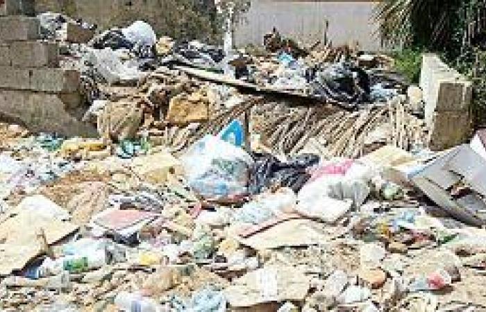 النفايات تغرق أحياء صبيا وتحاصر السكان
