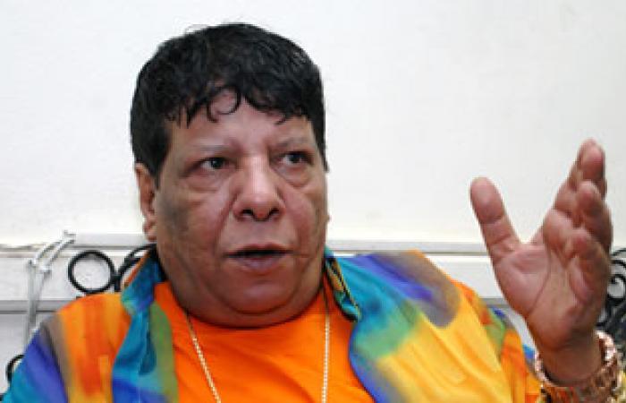 """بالفيديو.. شعبان عبدالرحيم يغنى لـ""""السيسى"""" ويهاجم باسم يوسف"""
